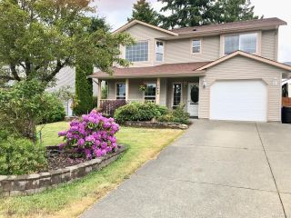Photo 1: 2448 E 9TH E STREET in COURTENAY: CV Courtenay East House for sale (Comox Valley)  : MLS®# 789733