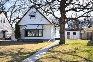 Photo 1: 347 Duffield Street in Winnipeg: Deer Lodge Residential for sale (5E)  : MLS®# 1810583