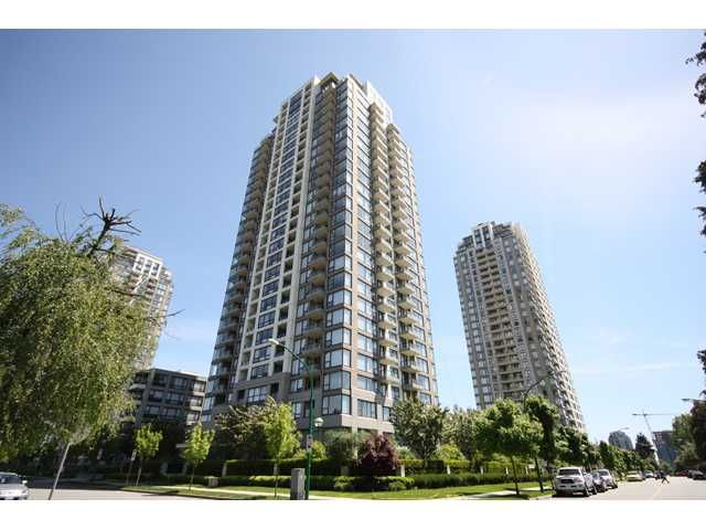 """Main Photo: 1903 7108 COLLIER Street in Burnaby: Highgate Condo for sale in """"ACADIA WEST"""" (Burnaby South)  : MLS®# V892212"""