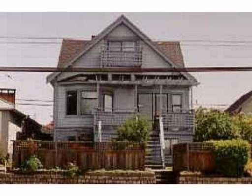 Main Photo: 5294 FRASER ST in : Fraser VE House for sale : MLS®# V516087