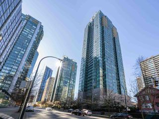 Photo 1: 2407 1288 W GEORGIA STREET in Vancouver: West End VW Condo for sale (Vancouver West)  : MLS®# R2566054
