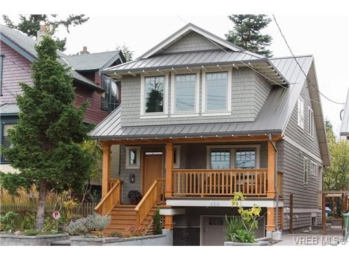 Main Photo: 450 Moss St in VICTORIA: Vi Fairfield West House for sale (Victoria)  : MLS®# 691702