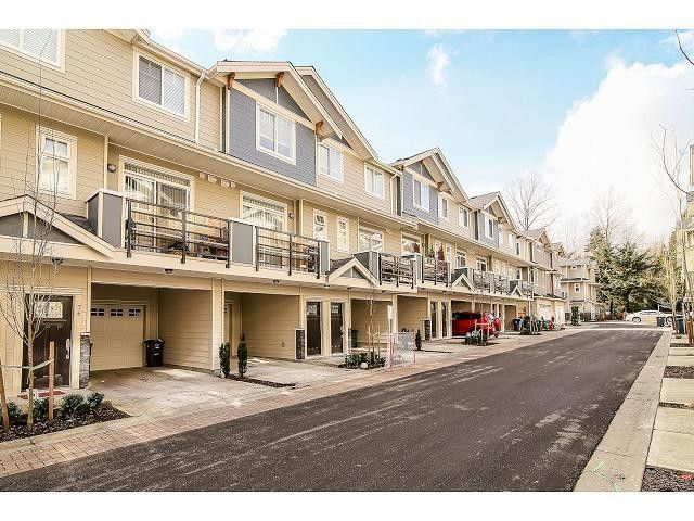 Main Photo: # 75 6383 140TH ST in Surrey: Sullivan Station Condo for sale