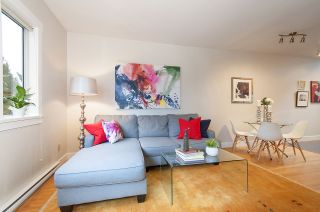 """Photo 7: 2415 W 6TH Avenue in Vancouver: Kitsilano Townhouse for sale in """"Cute Place In Kitsilano"""" (Vancouver West)  : MLS®# R2129865"""