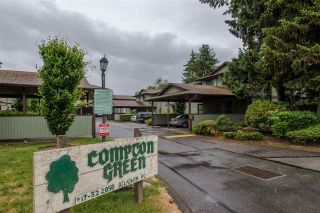 "Photo 1: 31 2050 GLADWIN Road in Abbotsford: Central Abbotsford Townhouse for sale in ""Compton Green"" : MLS®# R2277493"