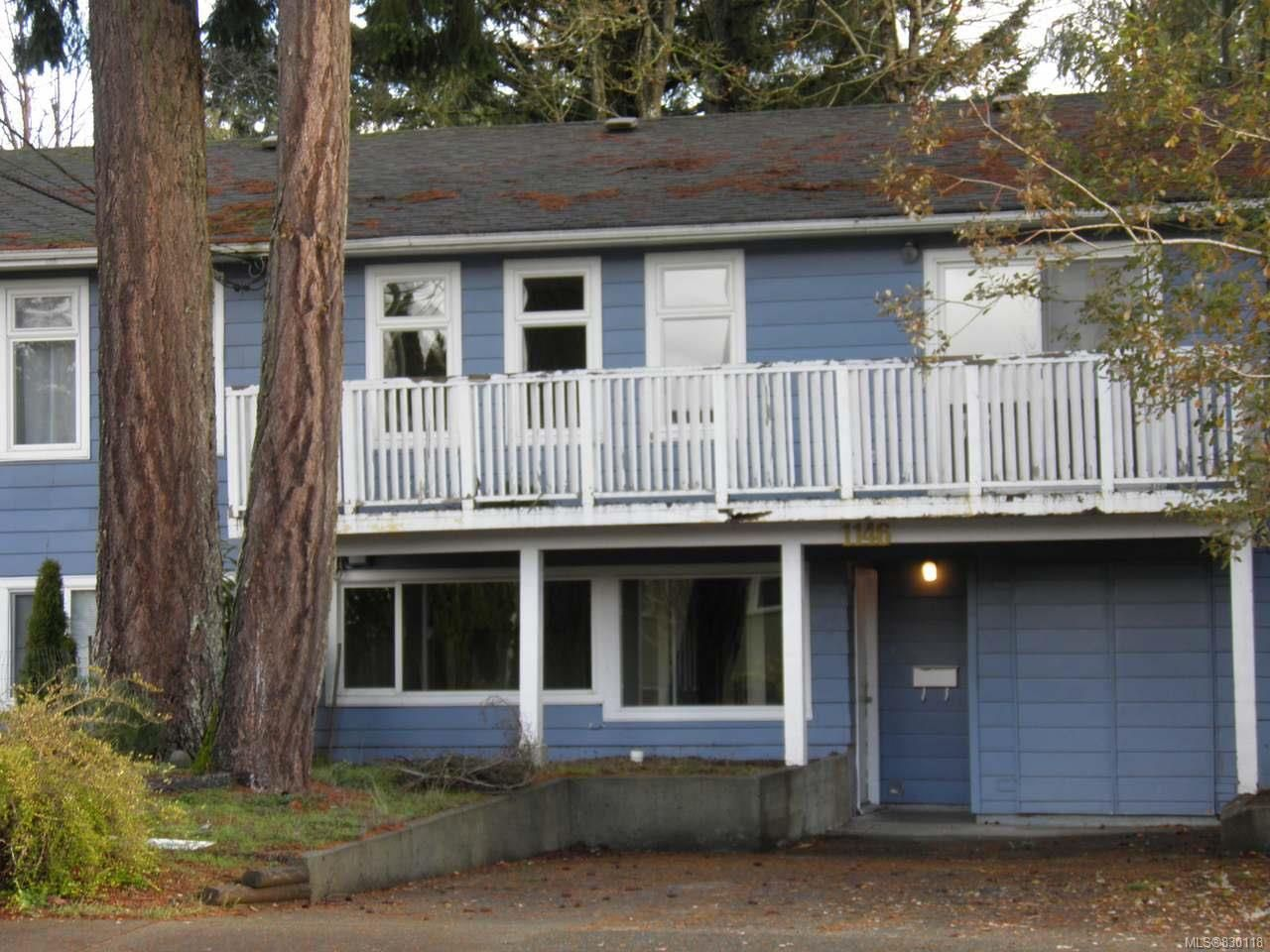 Main Photo: 1146 Cumberland Rd in COURTENAY: CV Courtenay City Half Duplex for sale (Comox Valley)  : MLS®# 830118