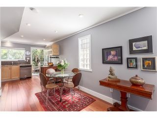 Photo 6: 1642 GEORGIA Street E in Vancouver East: Hastings Home for sale ()  : MLS®# V1128945