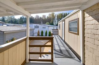 """Photo 4: 100 201 CAYER Street in Coquitlam: Maillardville Manufactured Home for sale in """"WILDWOOD PARK"""" : MLS®# R2309081"""