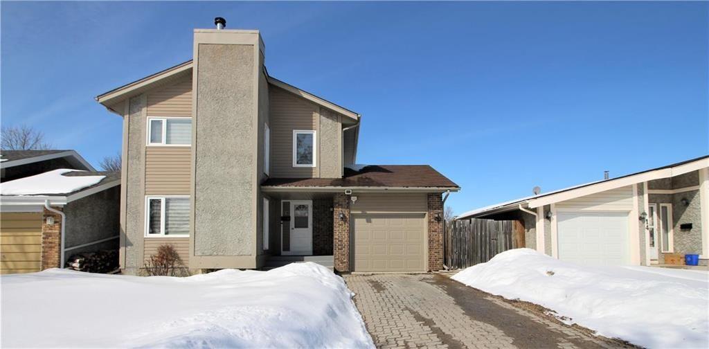 Main Photo: 10 Arbor Grove in Winnipeg: Sun Valley Park Residential for sale (3H)  : MLS®# 202006092