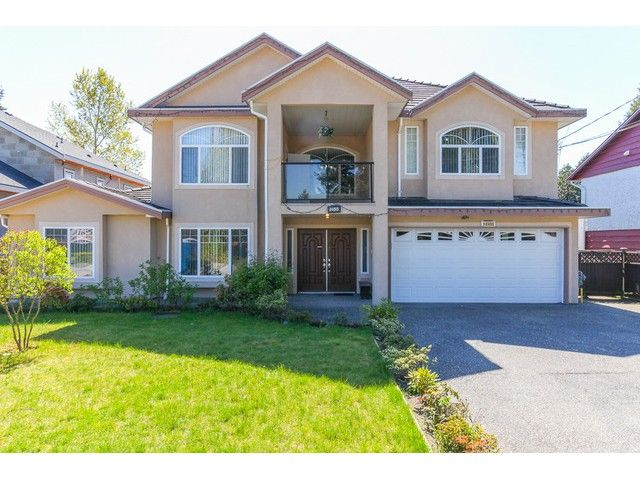 Main Photo: 12550 89A Avenue in Surrey: Queen Mary Park Surrey House for sale : MLS®# F1438329