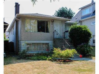 Photo 1: 50 E 37TH AVENUE in Vancouver: Main House for sale (Vancouver East)  : MLS®# V1139442