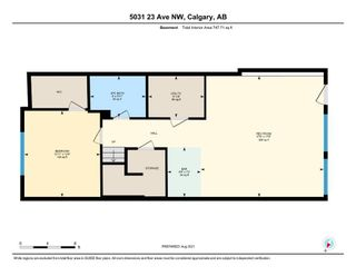 Photo 48: 5031 23 Avenue NW in Calgary: Montgomery Semi Detached for sale : MLS®# A1136708