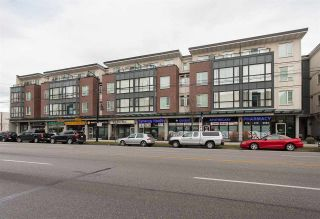 """Photo 1: 225 2239 KINGSWAY Street in Vancouver: Victoria VE Condo for sale in """"THE SCENA"""" (Vancouver East)  : MLS®# R2232675"""
