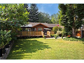 Photo 1: 33086 CHERRY AV in Mission: Mission BC House for sale : MLS®# F1446859