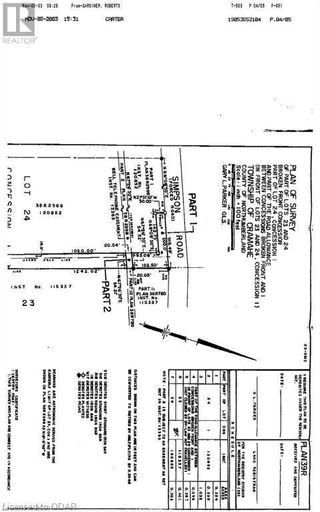 Photo 22: 325 SIMPSON Road in Colborne: Vacant Land for sale : MLS®# 40097098