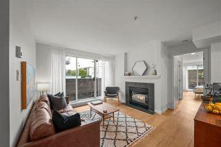 """Photo 2: 103 228 E 14TH Avenue in Vancouver: Mount Pleasant VE Condo for sale in """"DeVa"""" (Vancouver East)  : MLS®# R2576443"""