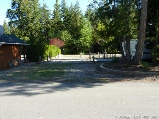 Photo 4: 3980 Squilax Anglemont Road # 132 in Scotch Creek: Recreational for sale : MLS®# 10059392