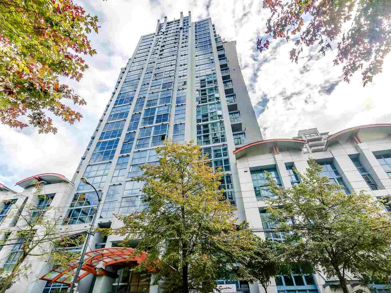Main Photo: 905 1238 SEYMOUR STREET in : Downtown VW Condo for sale : MLS®# R2003623