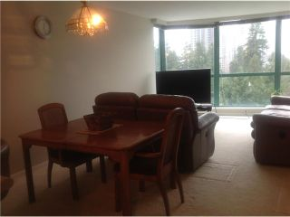 Photo 5: # 802 3071 GLEN DR in Coquitlam: North Coquitlam Condo for sale : MLS®# V1101743