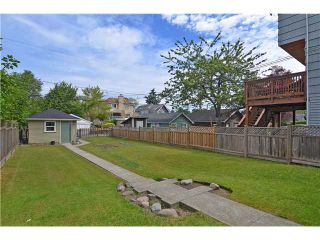 Photo 17: 121 W 17TH AV in Vancouver: Cambie House for sale (Vancouver West)  : MLS®# V1132759