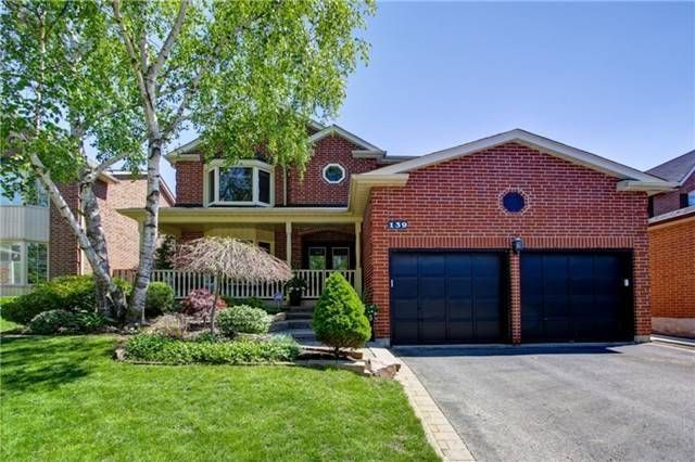Main Photo: 139 Fincham Ave in Markham: Freehold for sale : MLS®# N3903270