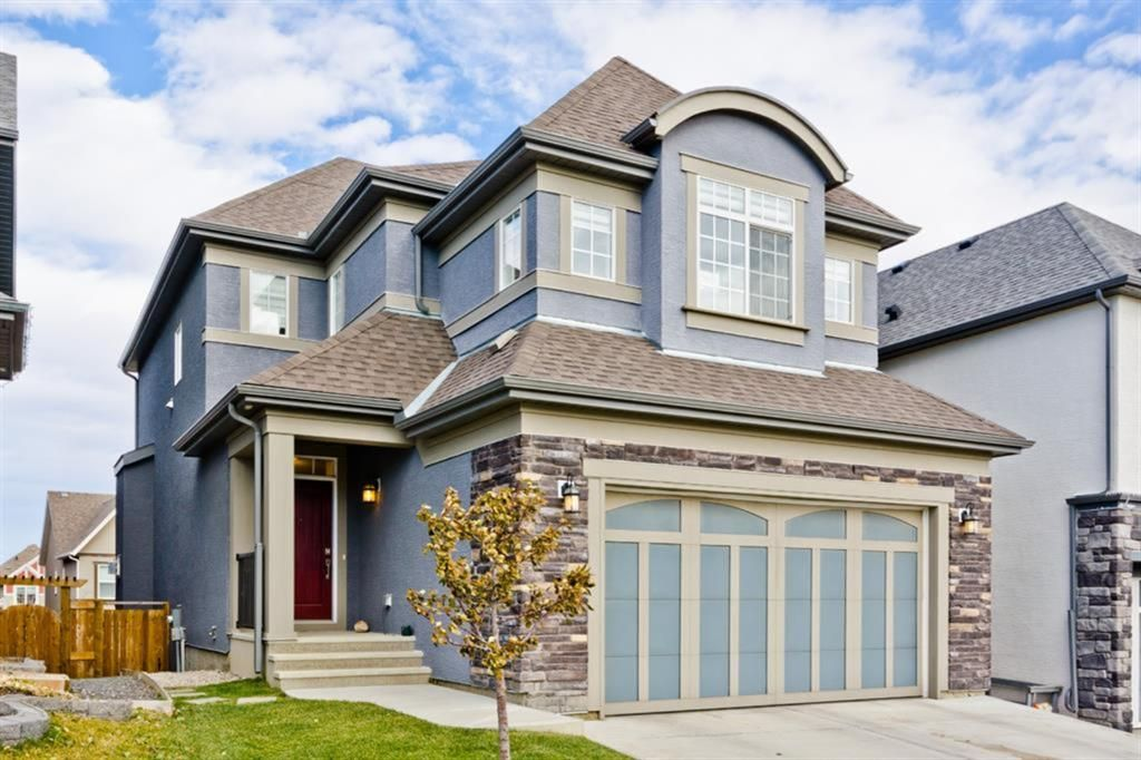Main Photo: 7912 Masters Boulevard SE in Calgary: Mahogany Detached for sale : MLS®# A1095027