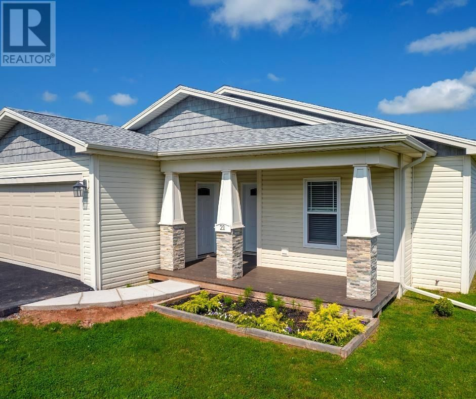 Main Photo: 21 Reid Street in Central Bedeque: House for sale : MLS®# 202120680