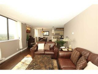 """Photo 3: 1307 3980 CARRIGAN Court in Burnaby: Government Road Condo for sale in """"DISCOVERY I"""" (Burnaby North)  : MLS®# V968039"""