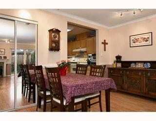 "Photo 6: 2 20985 CAMWOOD Avenue in Maple Ridge: Southwest Maple Ridge Townhouse for sale in ""MAPLE COURT"" : MLS®# V809174"