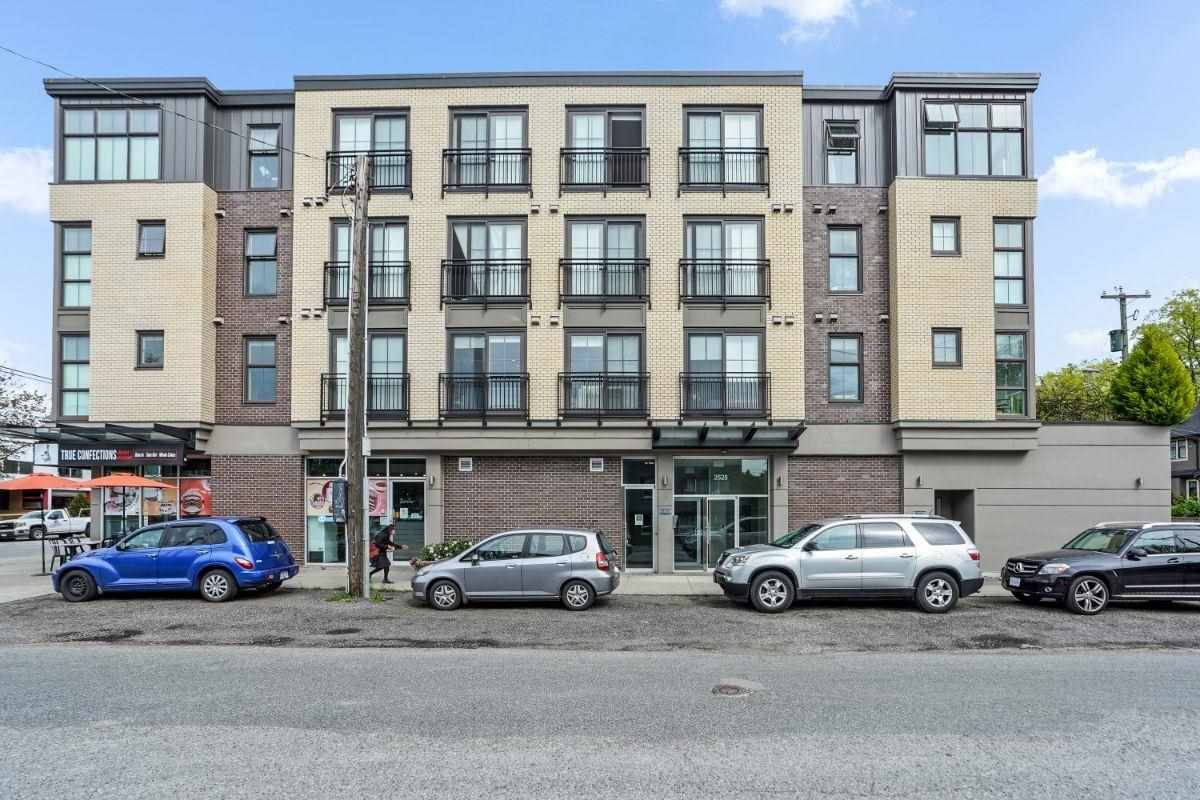 Main Photo: 303 2528 COLLINGWOOD STREET in Vancouver: Kitsilano Condo for sale (Vancouver West)  : MLS®# R2574614