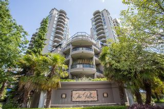 """Photo 1: 505 7080 ST. ALBANS Road in Richmond: Brighouse South Condo for sale in """"MONACO AT THE PALMS"""" : MLS®# R2591485"""