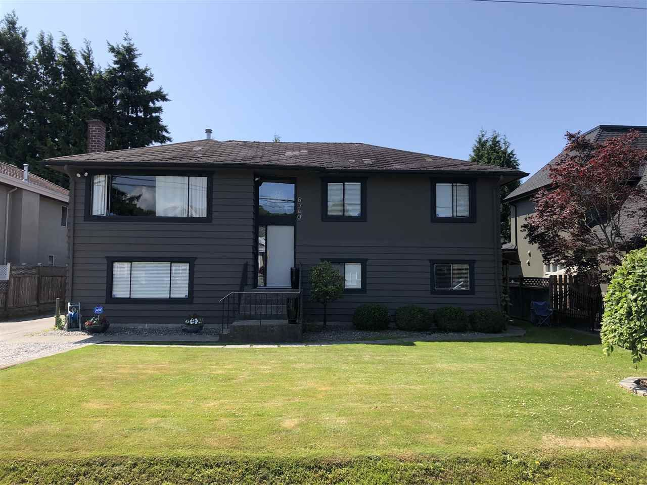 Main Photo: 8340 MOWBRAY Road in Richmond: Saunders House for sale : MLS®# R2390028