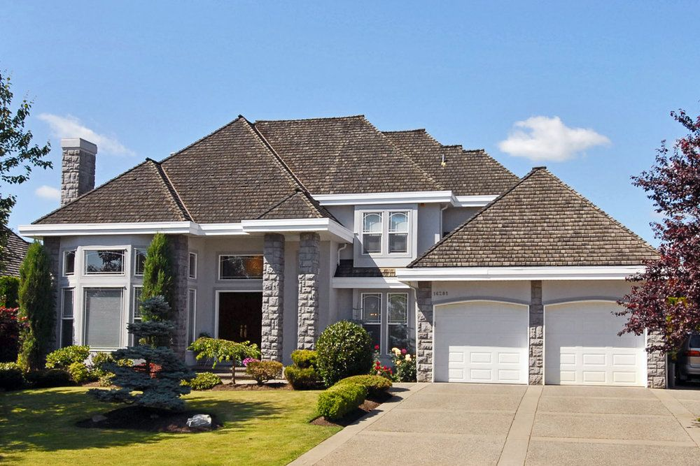 Main Photo: 16281 Morgan Creek Crescent in South Surrey: Morgan Creek Home for sale ()  : MLS®# F1018755