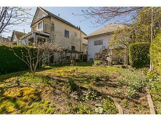 """Photo 2: 3105 ST. CATHERINES Street in Vancouver: Mount Pleasant VE House for sale in """"MOUNT PLEASANT"""" (Vancouver East)  : MLS®# V1116522"""