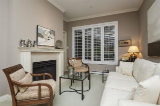 """Photo 2: 133 5735 HAMPTON Place in Vancouver: University VW Condo for sale in """"THE BRISTOL"""" (Vancouver West)  : MLS®# R2433124"""