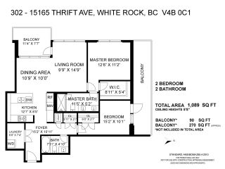 Photo 27: 302 15165 THRIFT Avenue in Surrey: White Rock Condo for sale (South Surrey White Rock)  : MLS®# R2591462