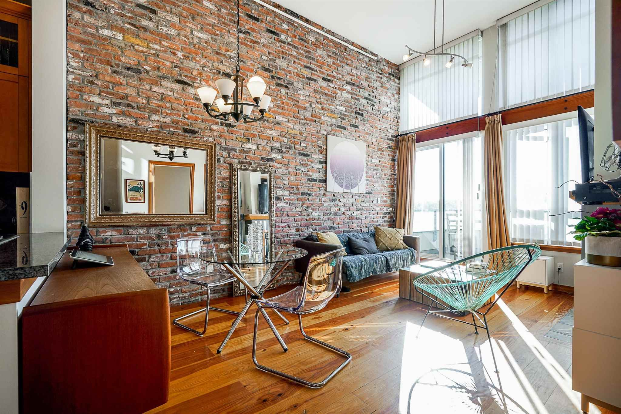 """Main Photo: Map location: 602 7 RIALTO Court in New Westminster: Quay Condo for sale in """"Murano Lofts"""" : MLS®# R2595994"""