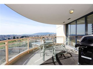 """Photo 9: 1605 4425 HALIFAX Street in Burnaby: Brentwood Park Condo for sale in """"POLARIS"""" (Burnaby North)  : MLS®# V934589"""