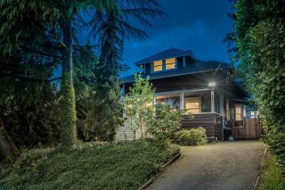 Photo 1: 1215 FIFTH Avenue in New Westminster: Uptown NW House for sale : MLS®# R2575147