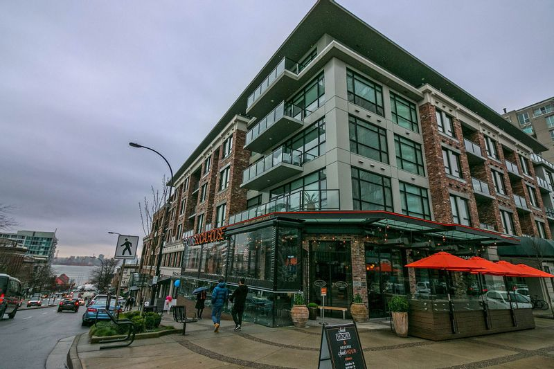 FEATURED LISTING: 205 - 105 2ND Street West North Vancouver