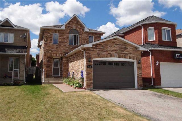 Main Photo: 472 Jay Crest: Orangeville House (2-Storey) for sale : MLS®# W3545783
