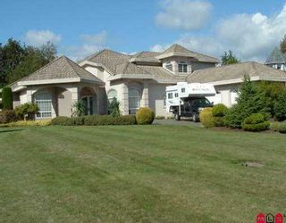 Photo 1: 3961 VERDON WY in Abbotsford: Central Abbotsford House for sale : MLS®# F2521470
