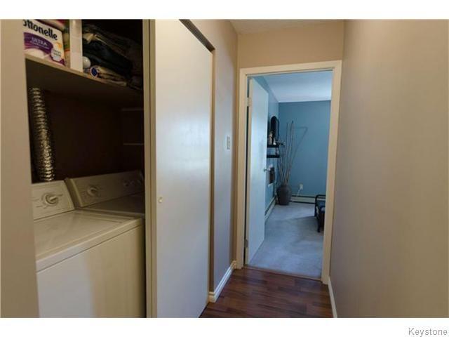 Photo 13: Photos: 481 Thompson Drive in WINNIPEG: St James Condominium for sale (West Winnipeg)  : MLS®# 1600654