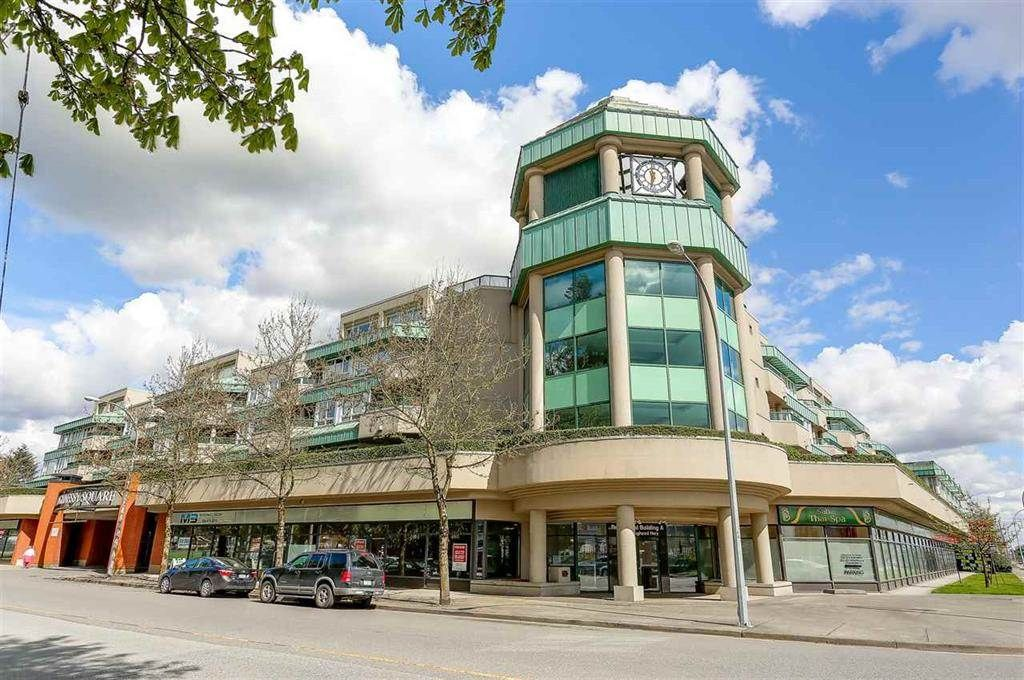"""Main Photo: A230 2099 LOUGHEED Highway in Port Coquitlam: Glenwood PQ Condo for sale in """"SHAUGHNESSY SQUARE"""" : MLS®# R2227729"""