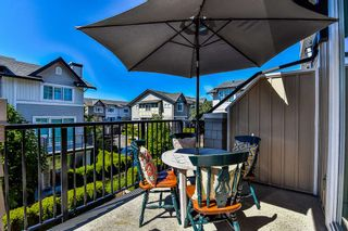 """Photo 10: 139 2450 161A Street in Surrey: Grandview Surrey Townhouse for sale in """"Glenmore"""" (South Surrey White Rock)  : MLS®# R2201996"""