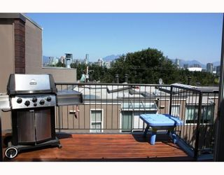 """Photo 10: 828 W 7TH Avenue in Vancouver: Fairview VW Townhouse for sale in """"CASA DEL ARROYA"""" (Vancouver West)  : MLS®# V779570"""