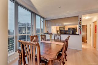"Photo 10: 3301 1111 W PENDER Street in Vancouver: Coal Harbour Condo for sale in ""VANTAGE"" (Vancouver West)  : MLS®# R2131513"