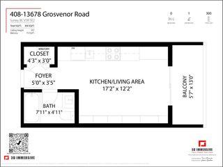 Photo 19: 408 13678 GROSVENOR Road in Surrey: Bolivar Heights Condo for sale (North Surrey)  : MLS®# R2576431