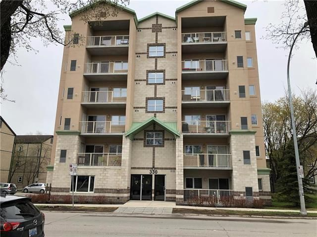 Main Photo: 401 330 Stradbrook Avenue in Winnipeg: Osborne Village Condominium for sale (1B)  : MLS®# 1903353