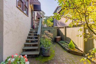 Photo 7: 1605 MAPLE Street in Vancouver: Kitsilano Townhouse for sale (Vancouver West)  : MLS®# R2512714